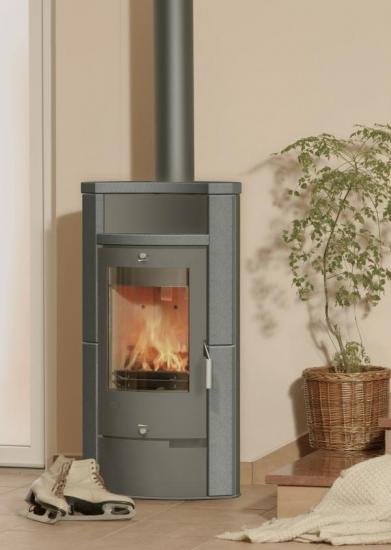 kaminofen fireplace hamburg speckstein 8 kw ebay. Black Bedroom Furniture Sets. Home Design Ideas