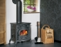 Mobile Preview: EEK A+ - Gusskaminofen Globe Fire EROS I - 6 kW