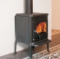 Preview: EEK A+ - Kaminofen Globe Fire SATURN - 6 kW