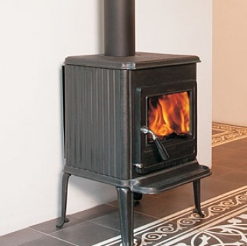 120 mm rauchrohrset eckig mit drosselklappe in schwarz. Black Bedroom Furniture Sets. Home Design Ideas