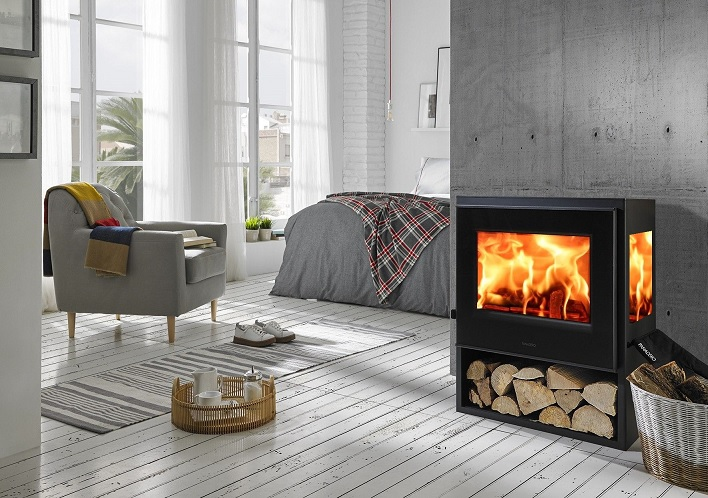 kaminofen panadero naxos plus. Black Bedroom Furniture Sets. Home Design Ideas