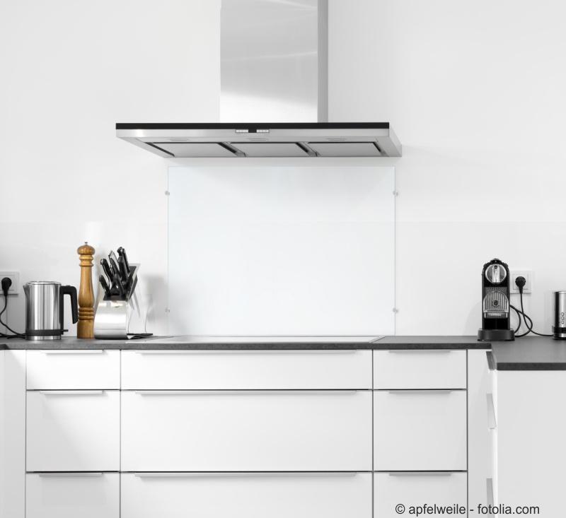 Glas-Küchenrückwand Spritzschutz Herd Fliesenspiegel Glasplatte Rückwand