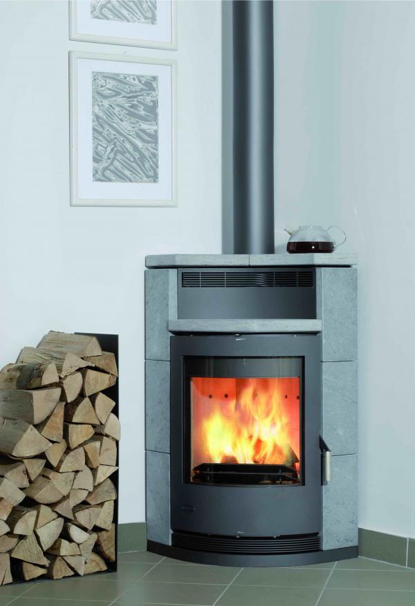 kaminofen fireplace lyon speckstein. Black Bedroom Furniture Sets. Home Design Ideas