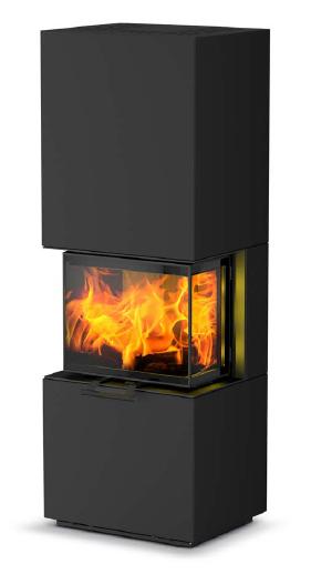 eek a kaminofen olsberg osorno s mit 3 scheiben 5 7 kw. Black Bedroom Furniture Sets. Home Design Ideas