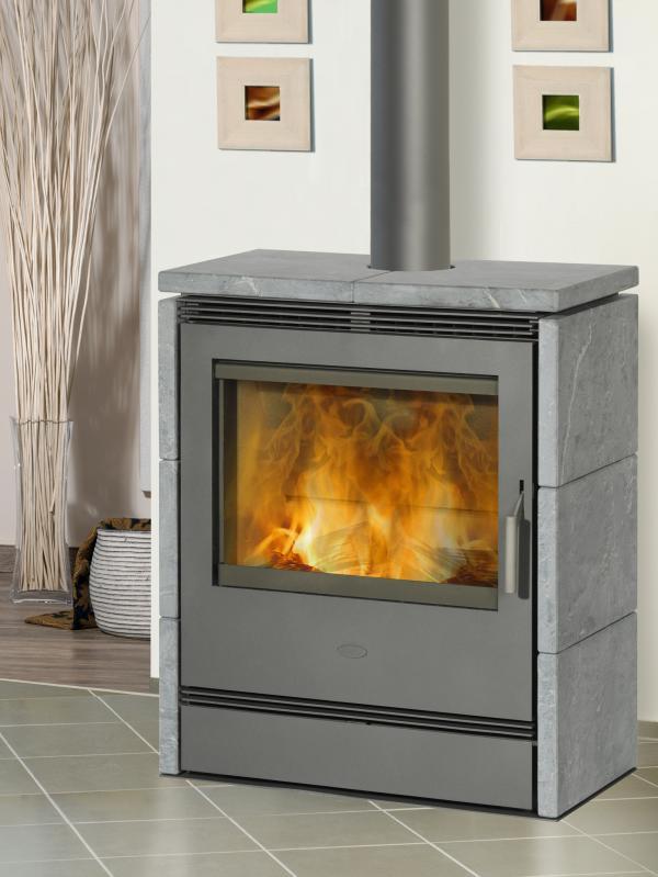eek a automatik dauerbrandofen fireplace r nky speckstein 9 kw. Black Bedroom Furniture Sets. Home Design Ideas