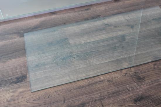 140x70cm glas k chenr ckwand spritzschutz herd for Glasplatte fliesenspiegel