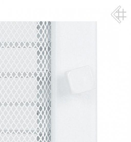 kamin l ftungsgitter 22x30cm wei mit lamellen. Black Bedroom Furniture Sets. Home Design Ideas