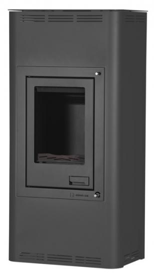 eek a wasserf hrender kaminofen aquaflam basic schwarz 7kw. Black Bedroom Furniture Sets. Home Design Ideas