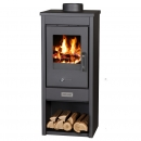 EEK A Kaminofen Victoria Deluxe SLH mit 5-7kW Holz&Kohle